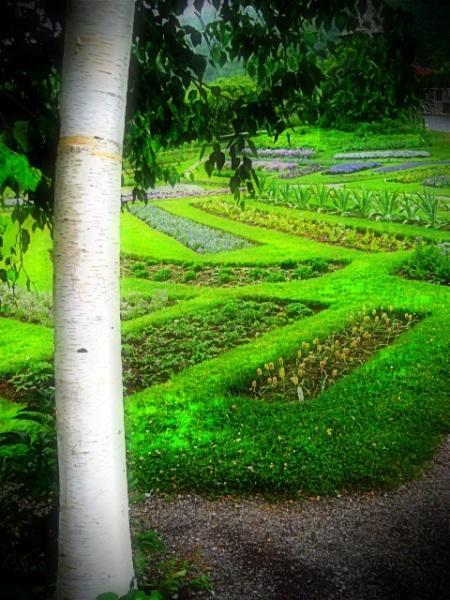 Mosaic Garden; Mohonk Mountain House, NY (Photography by Joanne Edith)