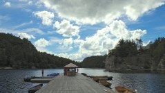 Glacier Lake; Mohonk, NY (Spring 2012)