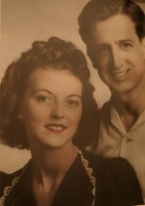 Mom and Dad, 1945