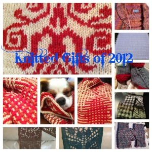 Knitting Sampler
