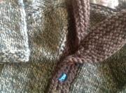 Knitted Baby Boy Cardigan