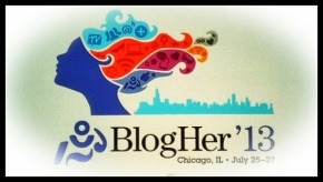 BlogHer Logo, 2013