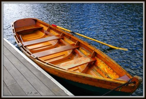 Row, row, Row Your Boat.