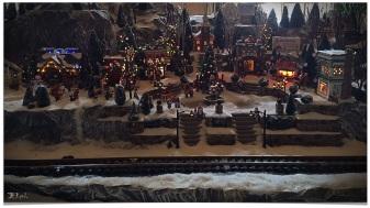 """Christmas Village...""""OTannenbaum!"""""""