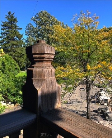 Mohonk Porch